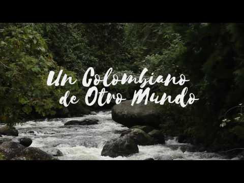 Un colombiana de otro mundo - Errianti Edward